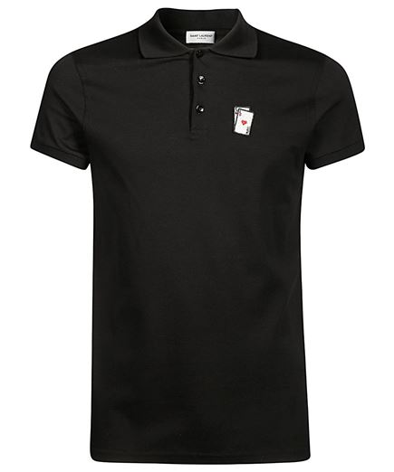 Saint Laurent 533419 YB2OC Polo