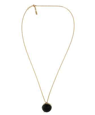 Saint Laurent 632072 Y1521 SPHERE LOCKET BOX PENDANT Collana