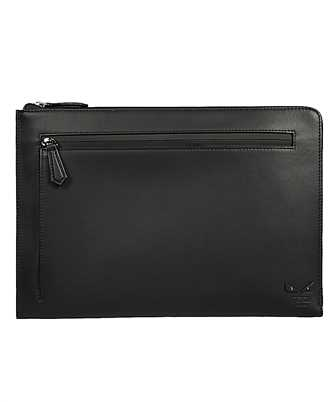 Fendi 7M0252 A1WS LEATHER Document case