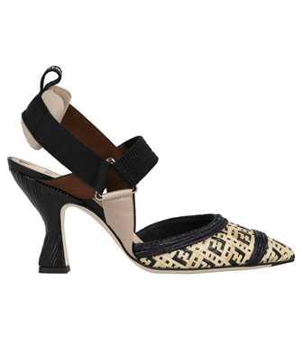 Fendi 8J8097 AEH9 COLIBRI 85MM Shoes