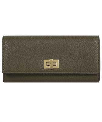 Fendi 8M0427 A91B CONTINENTAL Wallet