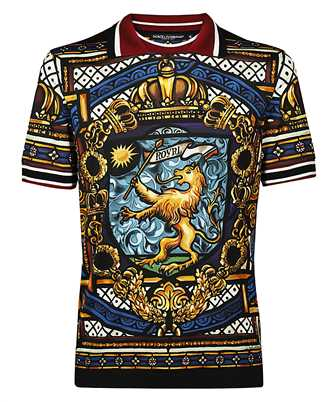 Dolce & Gabbana G8LA1T-FI7IV LION Polo
