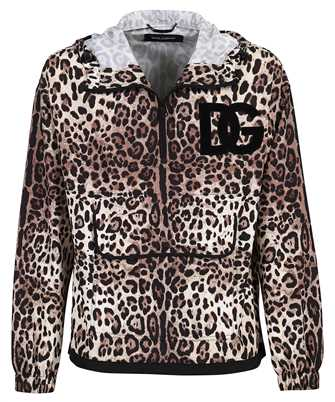 Dolce & Gabbana G9VP7Z HSMW8 LEOPARD DESIGN Giacca