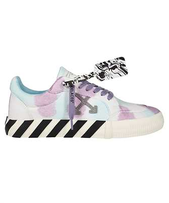Off-White OMIA085E20FAB002 TIE DYE LOW VULCANIZED Sneakers