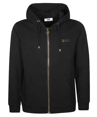 Balr. Q-Series straight zipped hoodie Hoodie