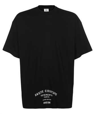Vetements UA52TR270B MAISON DE COUTURE LOGO T-shirt