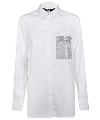 Karl Lagerfeld 206W1606 LOGO POCKET Shirt