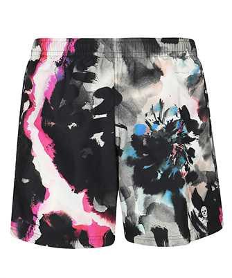 Alexander McQueen 609919 4419Q INKFLORAL Swimsuit