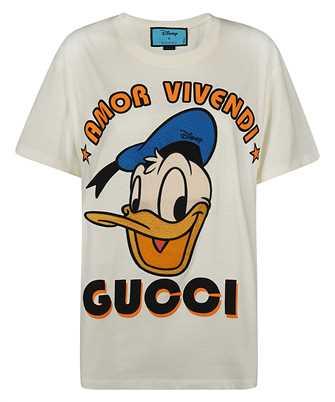 Gucci 615044 XJDBJ DONALD DUCK T-shirt