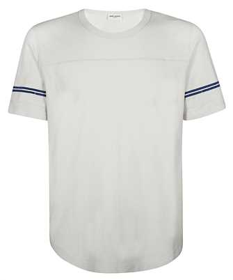 Saint Laurent 624992 YBUW2 '50s SIGNATURE DESTROYED T-shirt