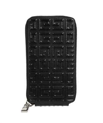 Givenchy BKU01WK17L SMALL ANTIGONA U VERTICAL IN LEATHER Tasche