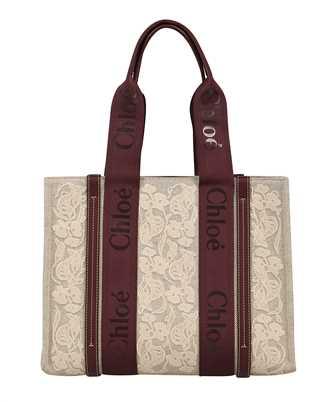 Chloé CHC21AS383F09 WOODY TOTE Bag
