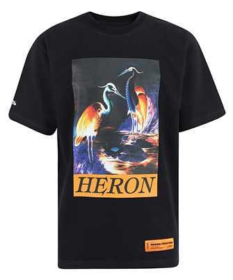 Heron Preston HMAA020F20JER002 HERON TIMES T-shirt