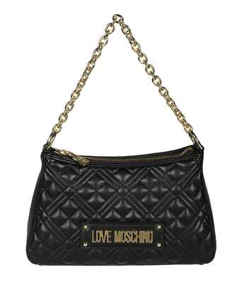 LOVE MOSCHINO JC4135PP1DLA SHINY QUILTED HOBO Bag