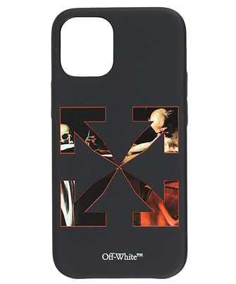 Off-White OMPA025R21PLA001 CARAVAGGIO iPhone 12 cover