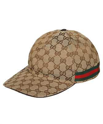Gucci 200035 KQWBG ORIGINAL GG Cap