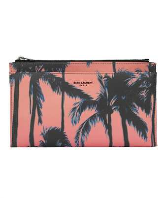 Saint Laurent 556258 HZT0E PALM PRINTED Tasche