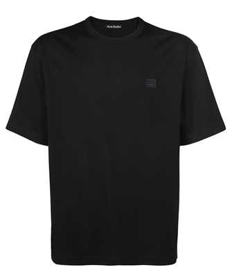 Acne FA-UX-TSHI000072 FACE PATCH T-shirt