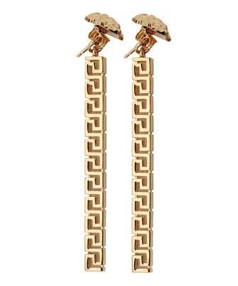 Versace 1000867 1A00620 GRECA DROP Earrings