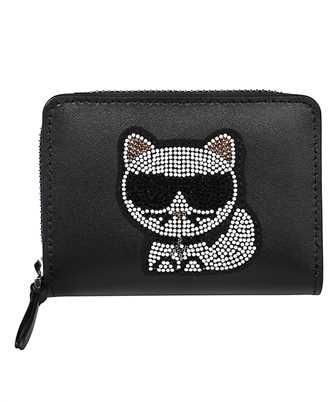 Karl Lagerfeld 206W3201 K/IKONIK CHOUPETTE SMALL Wallet