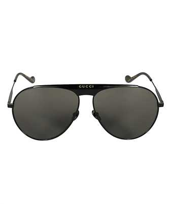 Gucci 648639 I3330 AVIATOR Sunglasses