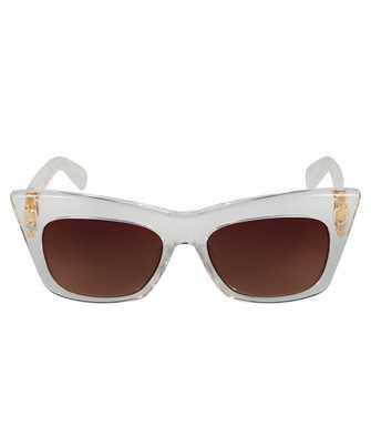 Balmain BPS-101D GOLD-TONE SQUARE B-II Sonnenbrille