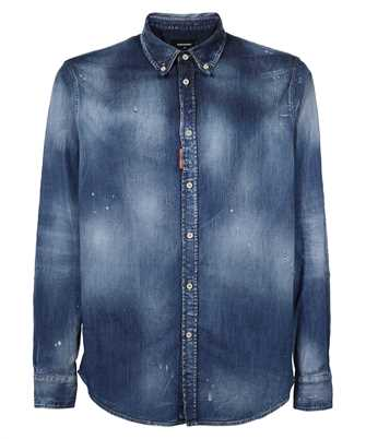 Dsquared2 S71DM0459 S30341 RELAXED Shirt