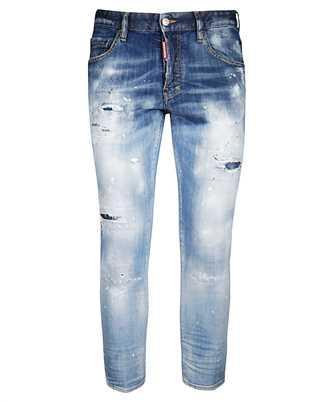 Dsquared2 S71LB0638 S30342 PANTS 5 POCKET Jeans