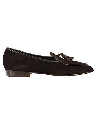 Baudoin&Lange Tassel Loafer LAMB SUEDE Shoes