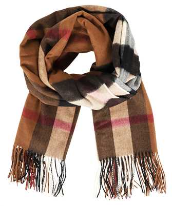 Burberry 8045336 CHECK CASHMERE OVERSIZED Scarf