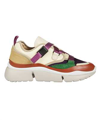 Chloè CHC18A05118 SONNIE LOW-TOP Sneakers