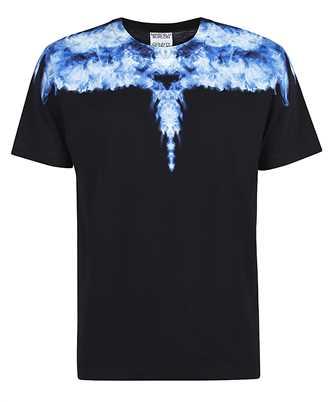 Marcelo Burlon CMAA018R21JER003 SMOKE WINGS REGULAR T-shirt