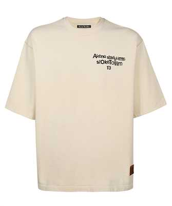 Acne FA-UX-SWEA000085 FLEECE T-shirt