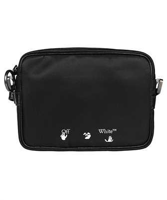 Off-White OMNQ003R21FAB001 LOGO NYLON CROSSBODY Bag