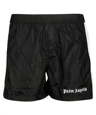 Palm Angels PMFA001S19566001 BLACK TRACK Shorts