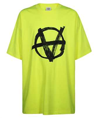 Vetements TR297 OVERSIZED ANARCHY T-shirt