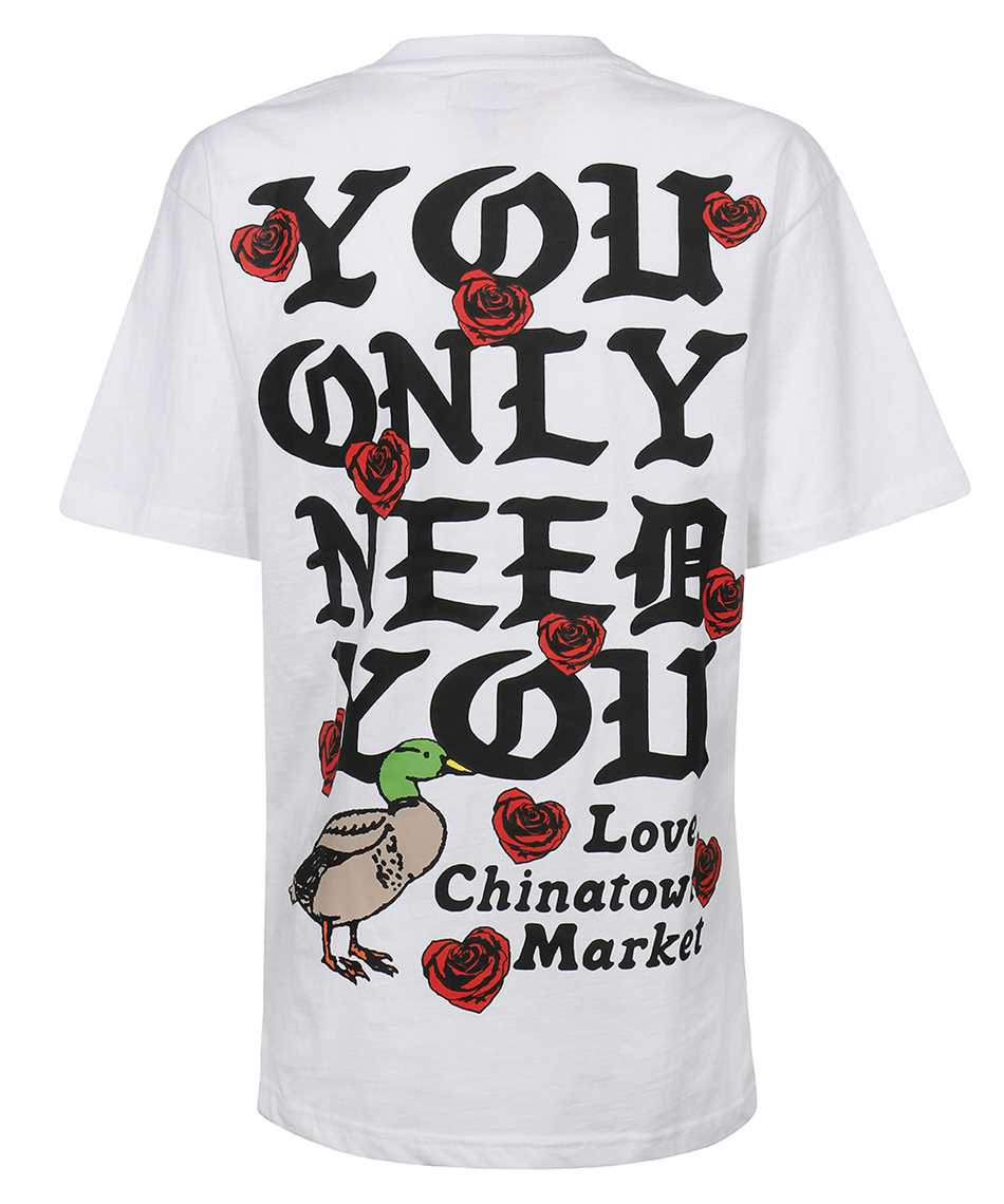 Chinatown Market 1990425 NEVER BE ALONE BEAR T-shirt 2