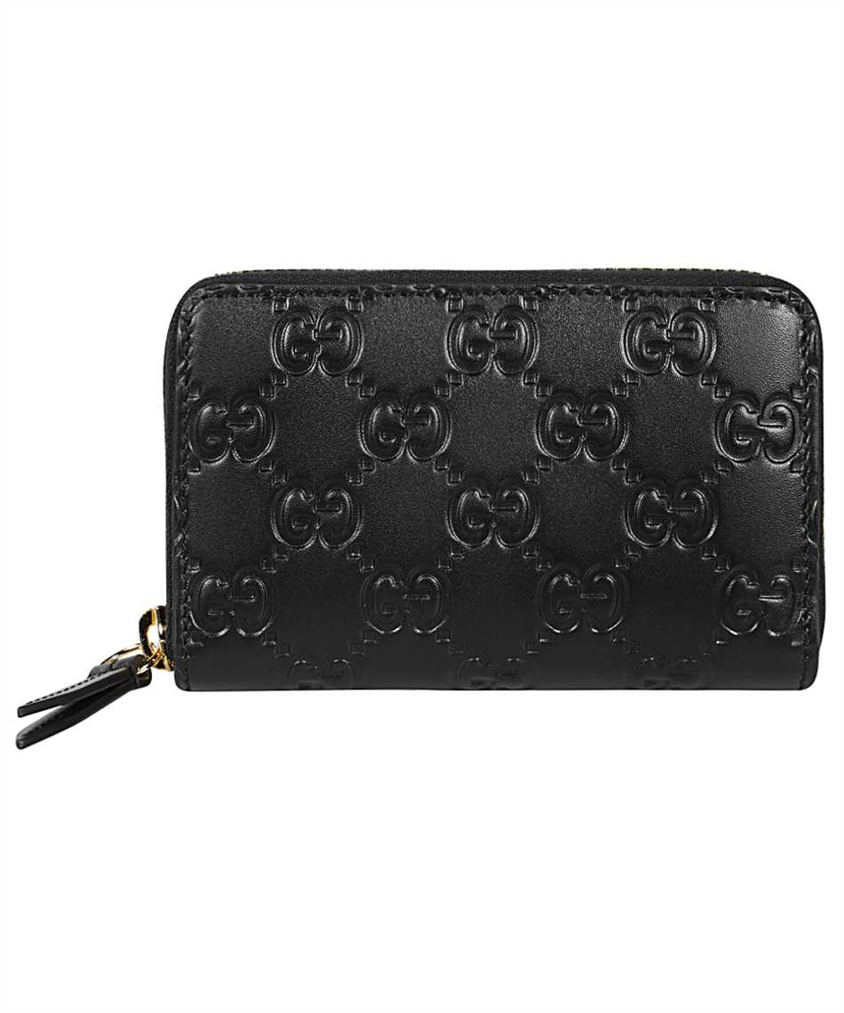 Gucci 447939 CWC1G SIGNATURE Card holder 1