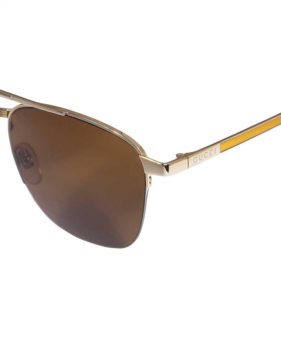 Gucci 663780 I3330 NAVIGATOR FRAME Sonnenbrille 3