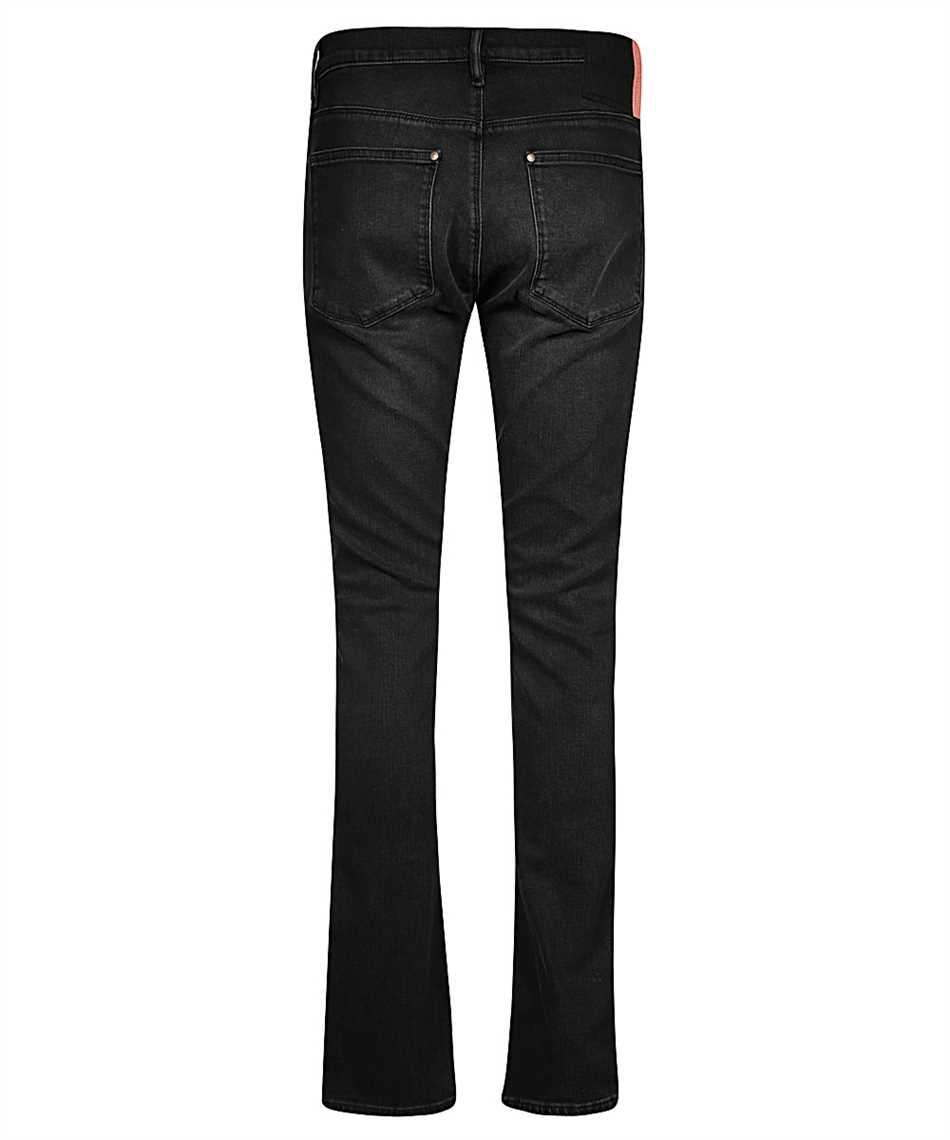 Acne Max Used Blk SLIM Jeans 2