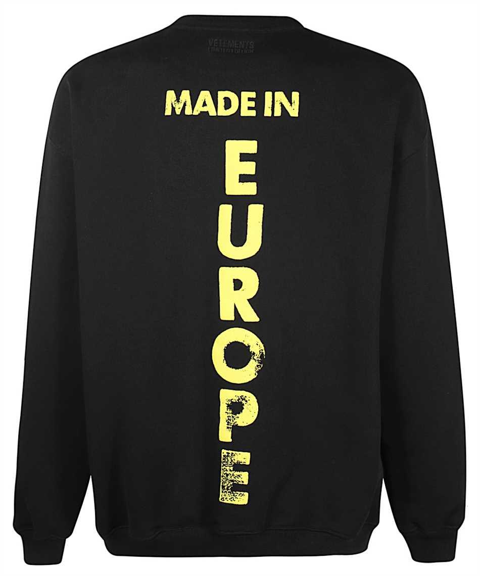 Vetements UE51TR670B MADE IN EUROPE Sweatshirt 2