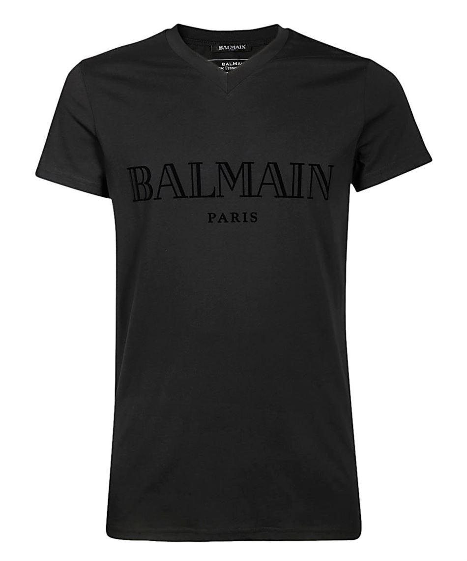 Balmain W8H8173I259 T-shirt 1