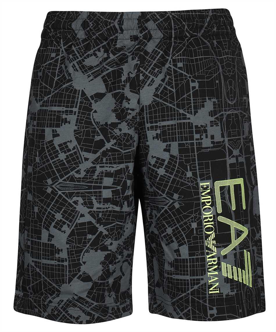 EA7 3KPS63 PJA5Z Shorts 1