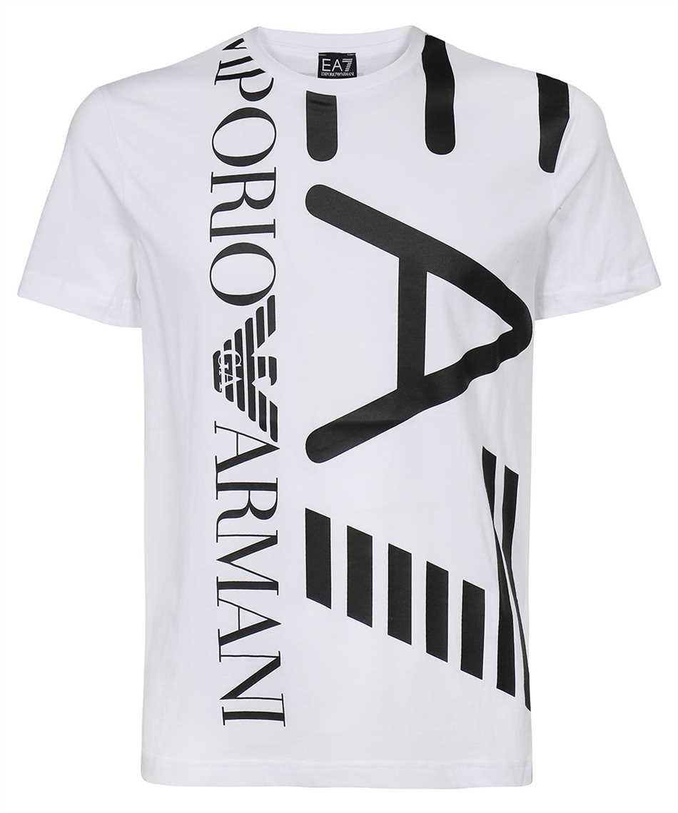 EA7 3KPT07 PJA2Z OVERSIZED LOGO T-shirt 1