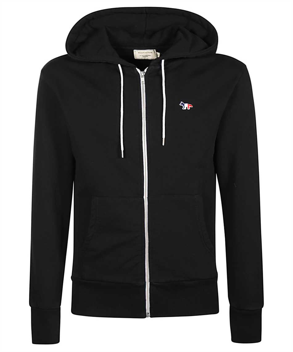 Maison Kitsune AM00304KM0001 TRICOLOR FOX PATCH Hoodie 1