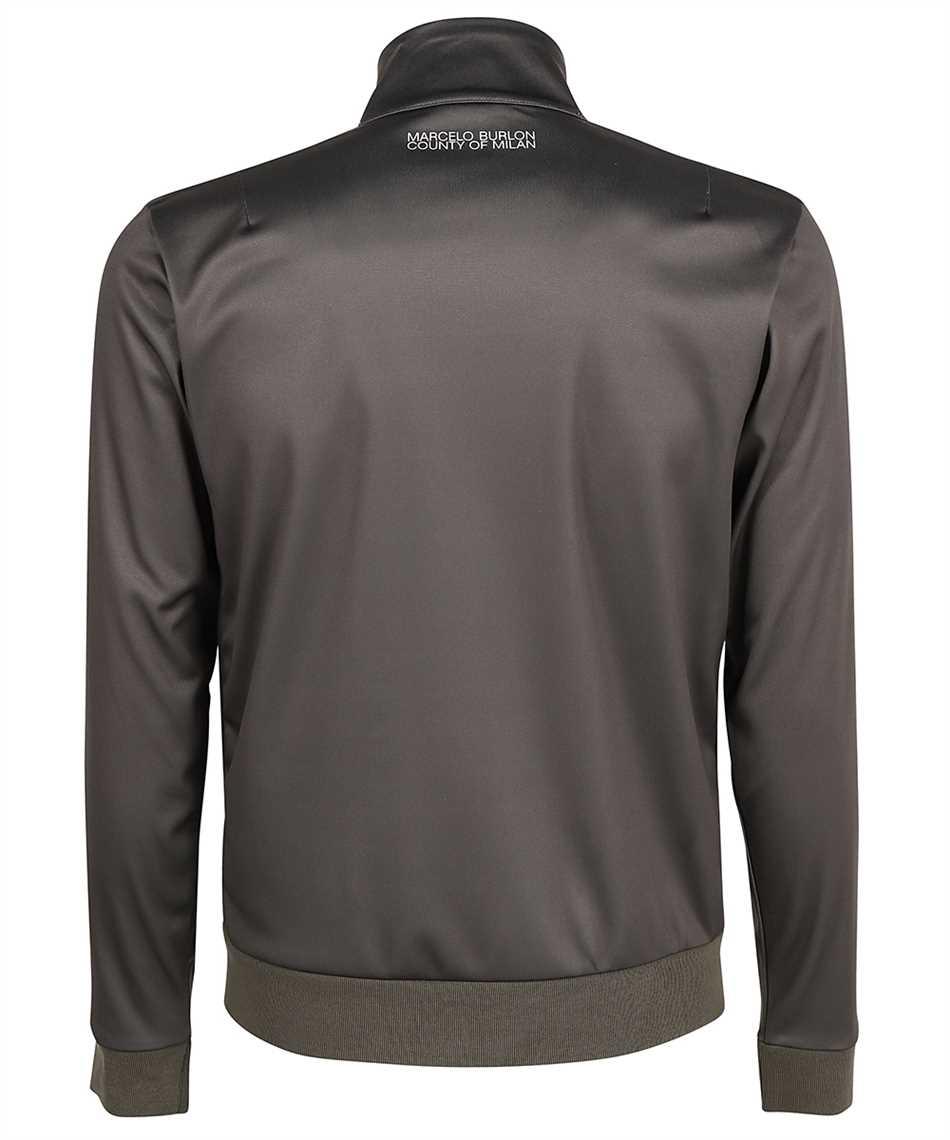 Marcelo Burlon CMBD007F21JER002 RURAL CROSS SLIM TRACK Jacket 2