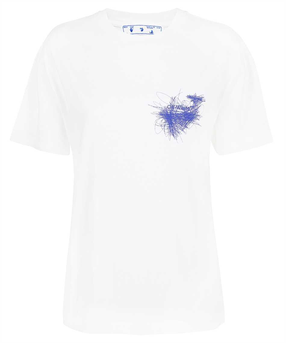 Off-White OWAA089F21JER013 PEN ARROWS REG T-shirt 1