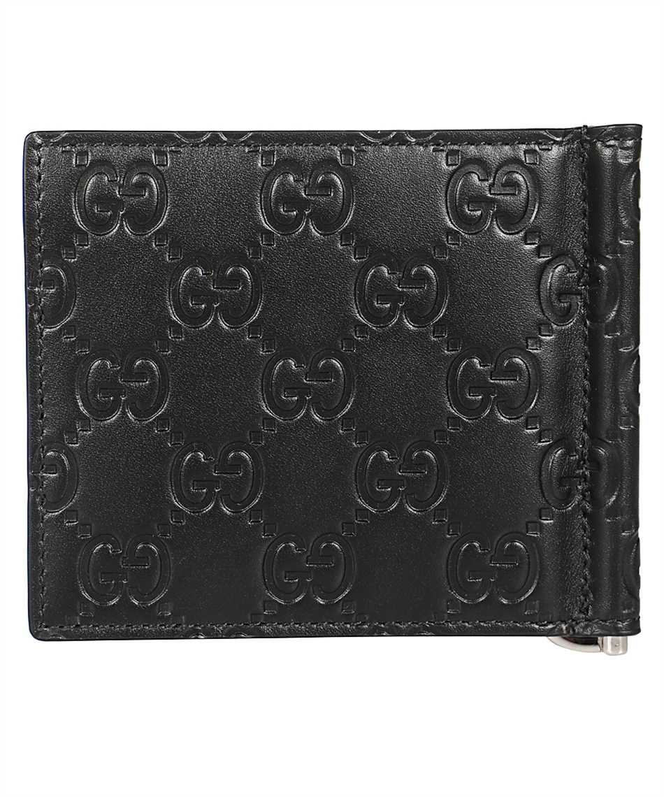Gucci 170580 CWC1N SIGNATURE Wallet 2