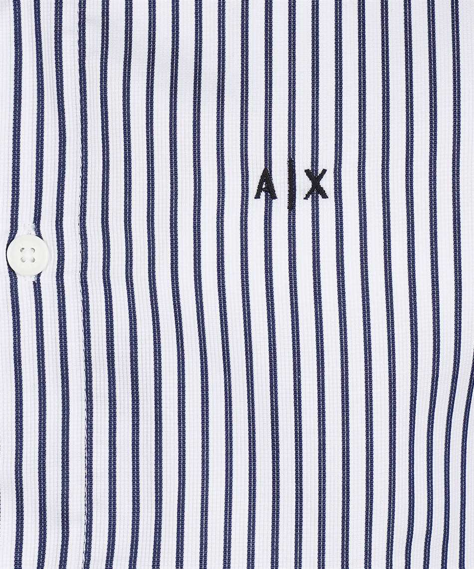 Armani Exchange 6HZC33 ZNPPZ STRIPED Shirt 3