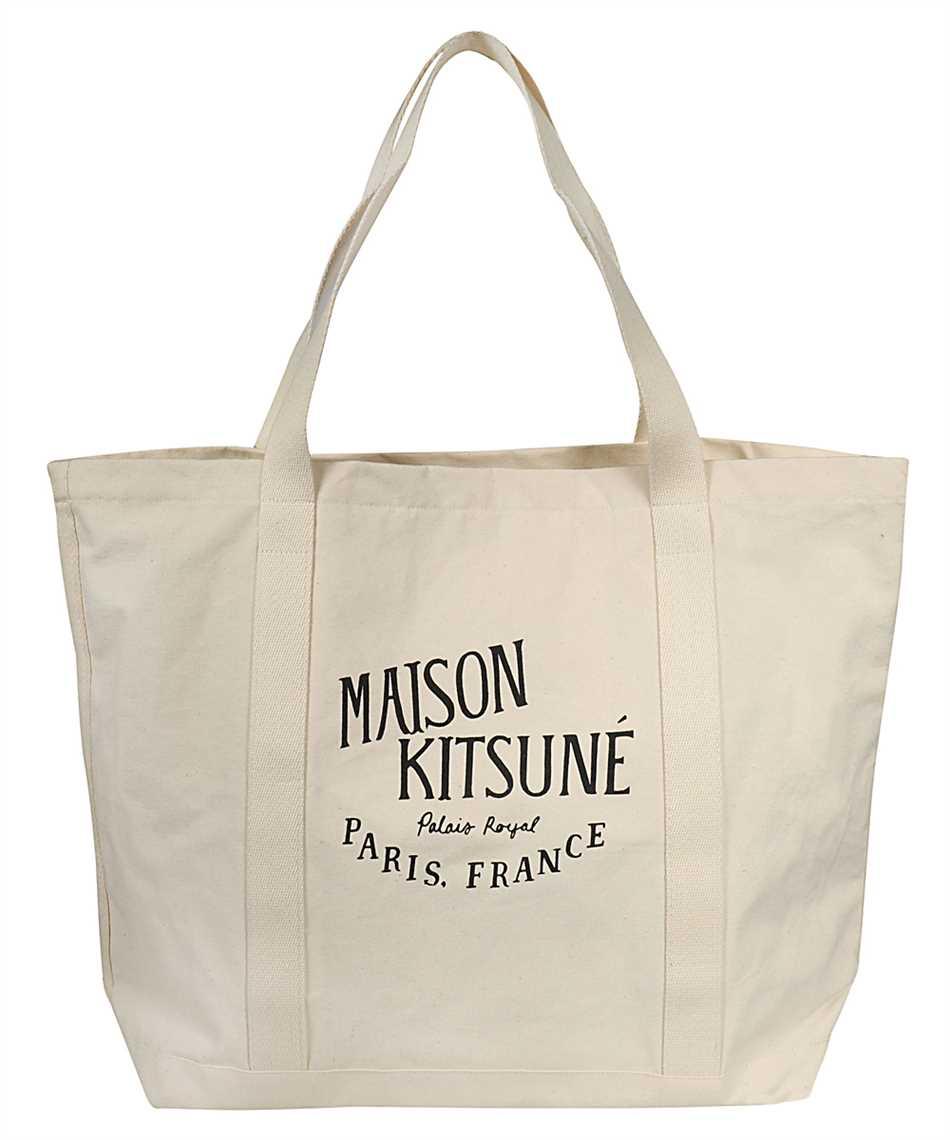 Maison Kitsune AU05100WW0008 PALAIS ROYAL SHOPPING Tasche 1